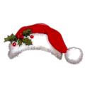 Колпак Деда Мороза и Санты