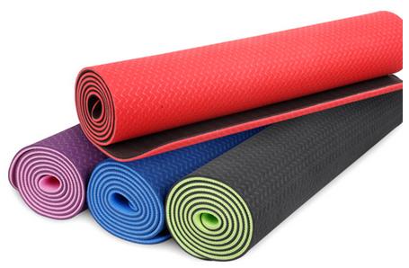 """Купить коврик для йоги на сайте """"tigra66.ru"""""""