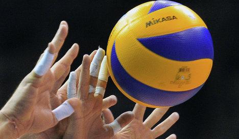 Купить волейбольные мячи в Екатеринбурге