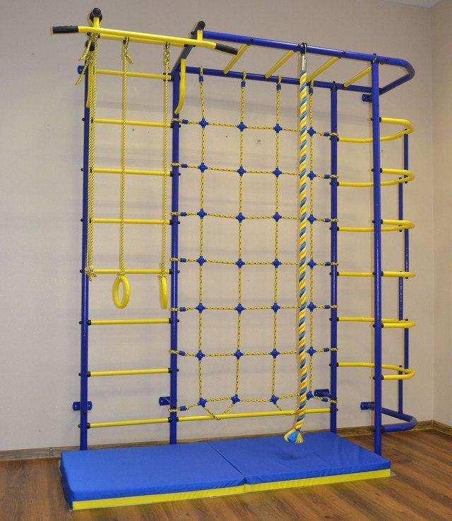 Детский спортивный комплекс дск пристенный
