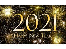 Дорогие друзья, поздравляем Вас с наступающим новым 2021 годом!
